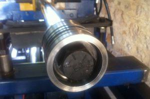 Hydraulic Ram in Workbench